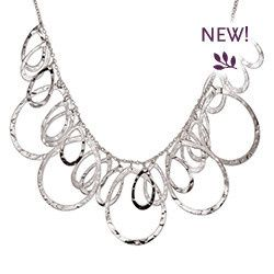 Tmx 1425145888629 Fantasy Necklace In Silver Erie wedding jewelry