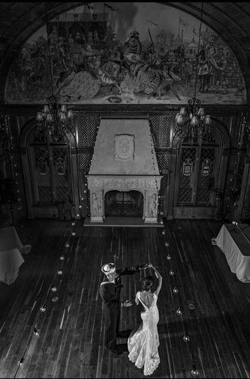 April wedding - Chateau de Vie