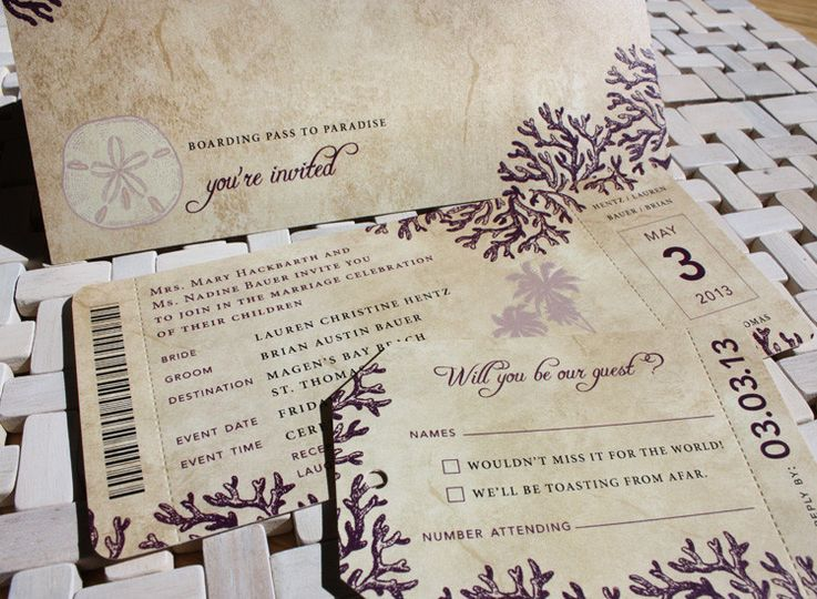 EmDOTzee Designs Reviews Amp Ratings Wedding Invitations North Carolina