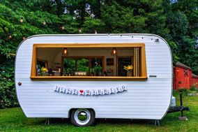 The Vintage Cocktail Camper