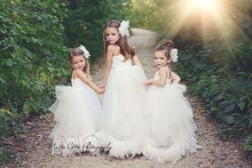 www.allamericanbabyboutique.com - Flower Girl Dresses and Customized Designer Gowns for Girls
