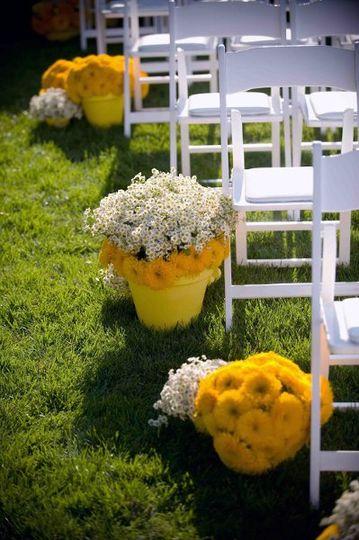 Sunny Day Wedding