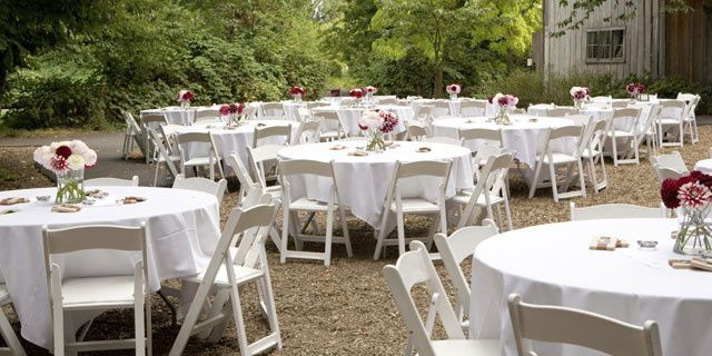 Az pro rents event rentals glendale az weddingwire for Chair table rentals