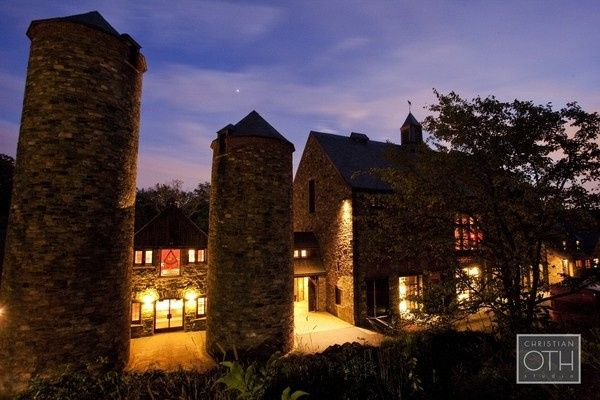 Exterior view of Blue Hill at Stone Barns