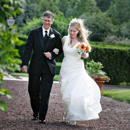 Catie & her Dad Felicita Resort & Spa Harrisburg, Pa.
