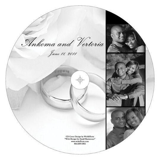 CD favor sample