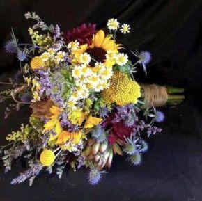 Wilflower bouquet