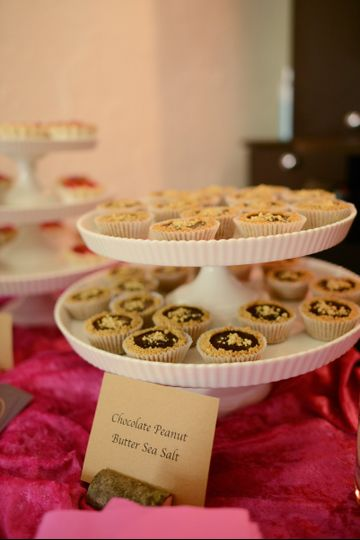 Mini pie tower | Credit:  Clearly In Focus