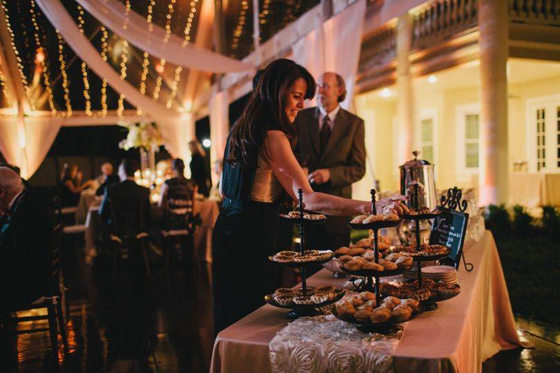 Dessert table | Credit:  Studio 222 Photography