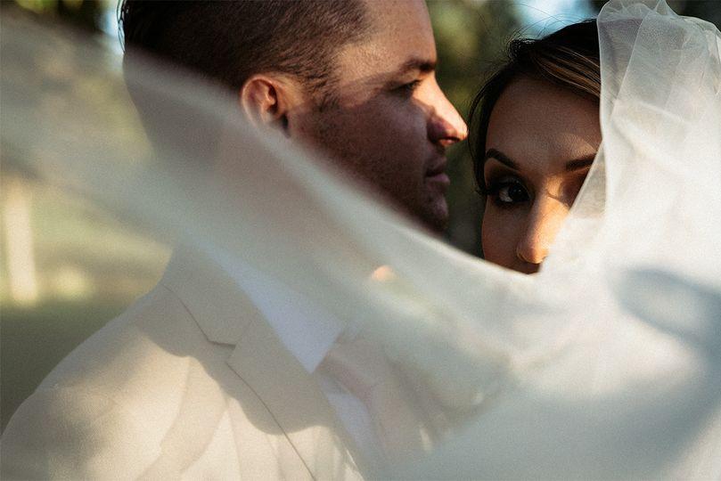 Veiled romance