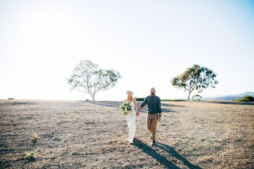 Wedding amble