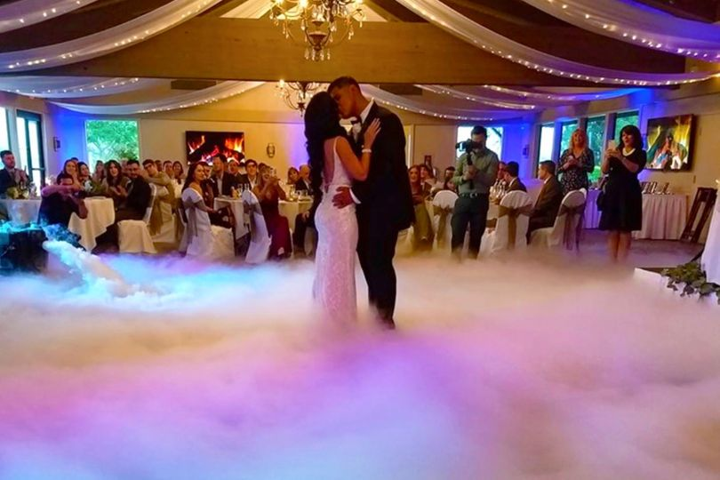First Dance with Cloud Effect
