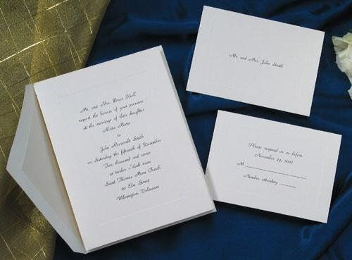 Traditional Option Invitation
