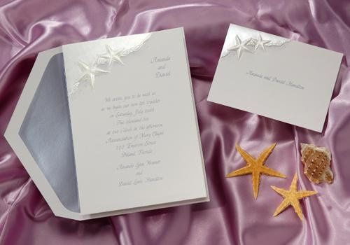 Tmx 1234913772500 InvitationBeachTheme Aberdeen wedding invitation