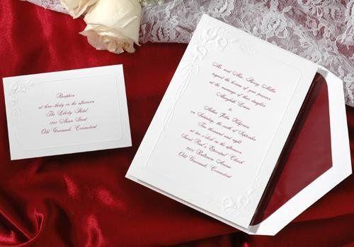 Tmx 1234914168859 CallaLilyBorderlinedenvelopes Aberdeen wedding invitation