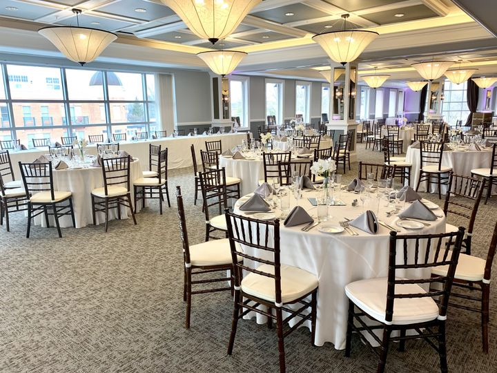 Newly remodeled ballroom