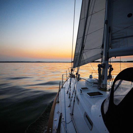 Honeymoon Sailing Escape