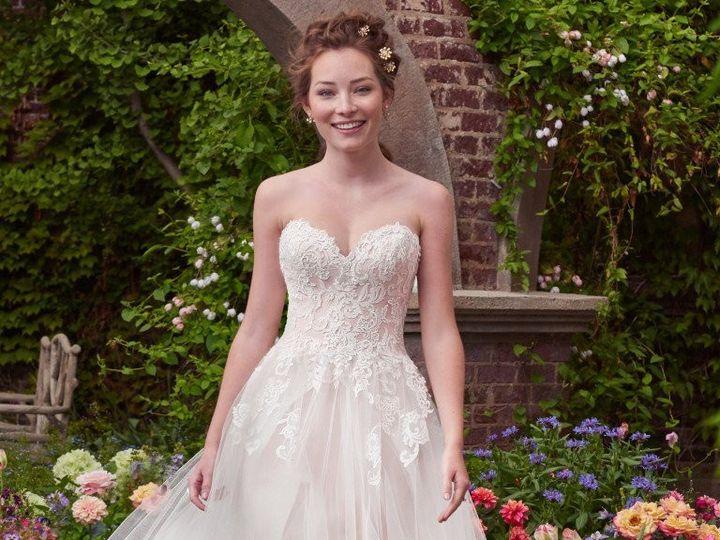 Tmx 1486139687742 Yvonnee Duncan, Texas wedding dress