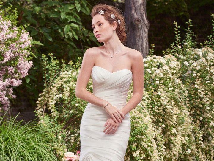 Tmx 1486139889787 7rw387 Main Duncan, Texas wedding dress