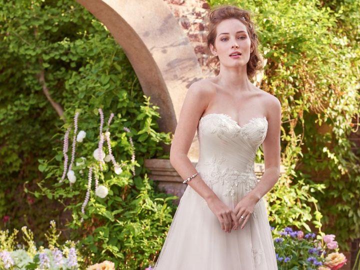 Tmx 1486140254860 Eleanor Duncan, Texas wedding dress