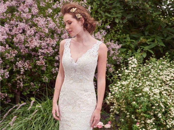 Tmx 1486140272517 Hope No Duncan, Texas wedding dress