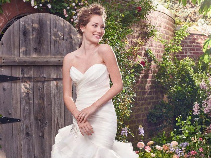 Tmx 1486140293949 Isabella Duncan, Texas wedding dress