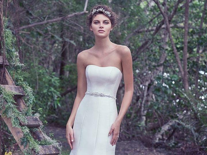 Tmx 1486140306718 Maggie Sottero Dante 6ms762 Alt2 Duncan, Texas wedding dress