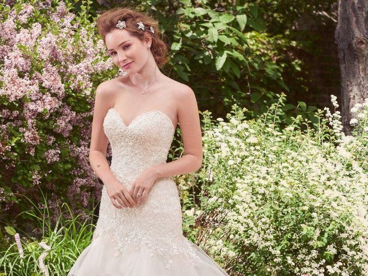 Tmx 1486140318584 Millicent Duncan, Texas wedding dress