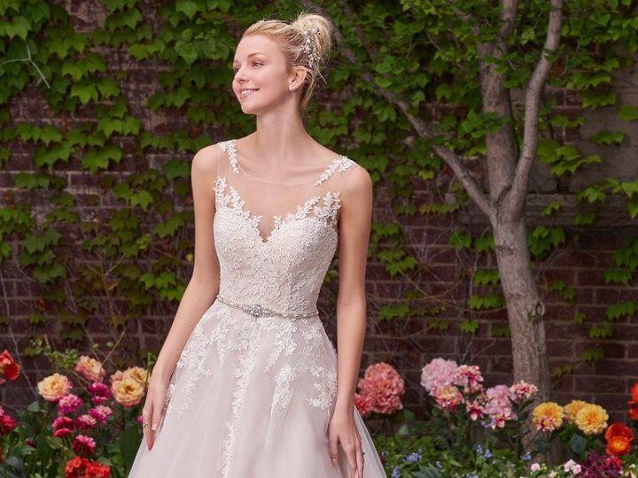Tmx 1486140427239 Olivia Duncan, Texas wedding dress