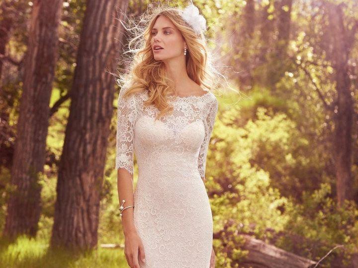 Tmx 1486140465981 Mckenziee Duncan, Texas wedding dress