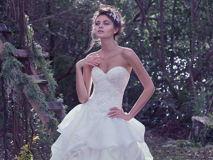 Tmx 1487887150218 Maggie Sottero Florentina 6mt771 Main Duncan, Texas wedding dress