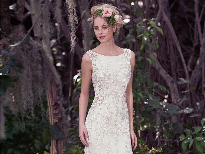 Tmx 1487887166748 Maggie Sottero Aspen 6ms818 Main Duncan, Texas wedding dress