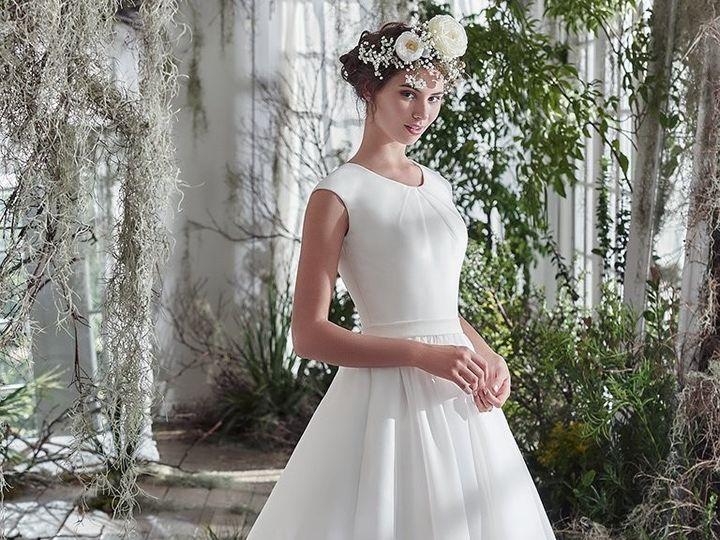Tmx 1487887188637 Maggie Sottero Anita Marie 6mr770mc Main Duncan, Texas wedding dress