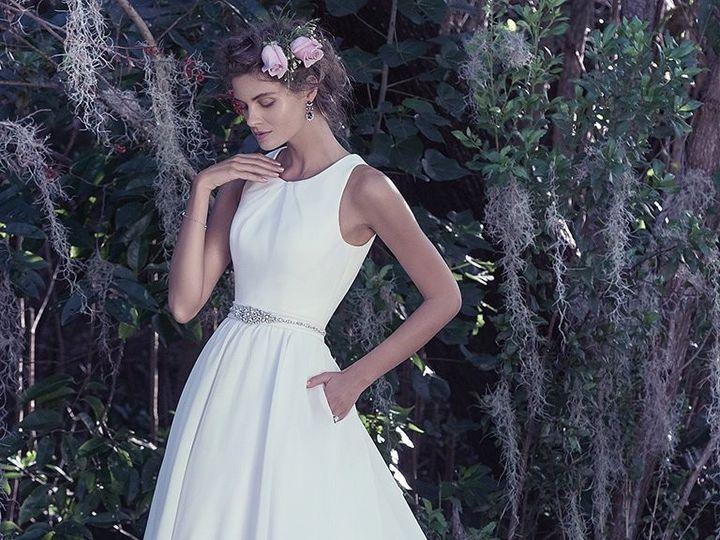 Tmx 1487887205274 Maggie Sottero Anita 6mr770 Main Duncan, Texas wedding dress