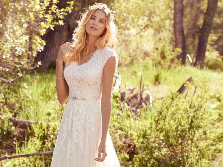 Tmx 1490991075495 Ashley Duncan, Texas wedding dress