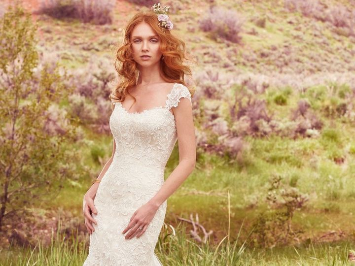 Tmx 1490991091657 Callie Duncan, Texas wedding dress