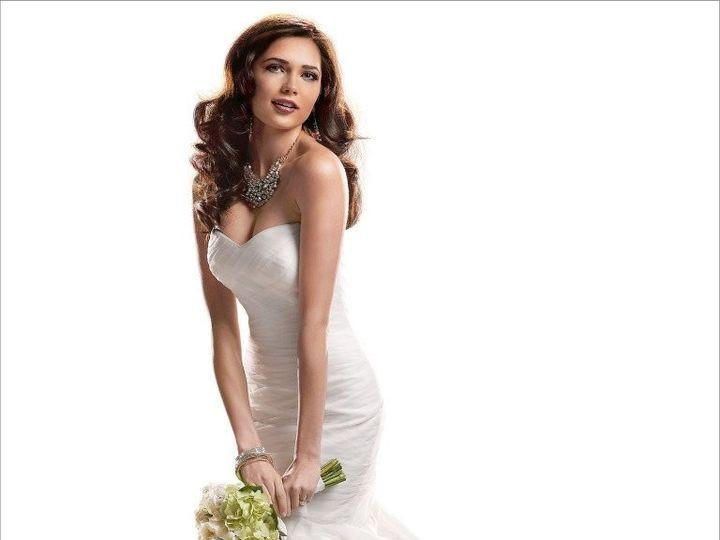 Tmx 1490991102212 Maggie Sottero Primrose 3mn770 Front Duncan, Texas wedding dress