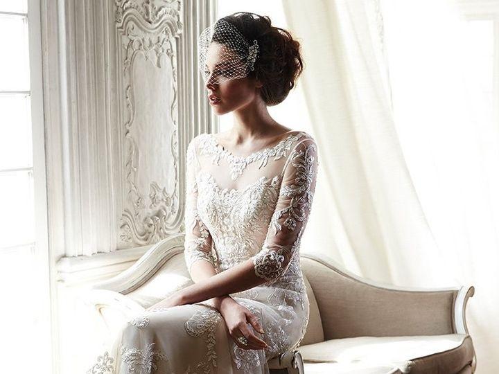Tmx 1490991112925 Maggie Sottero Verina 5mw113 Front Duncan, Texas wedding dress