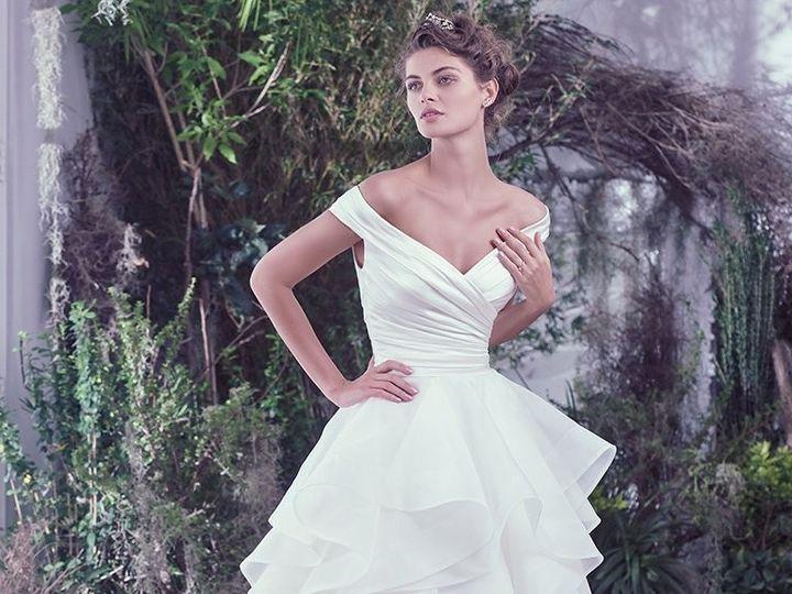 Tmx 1490991123615 Maggie Sottero Zulani 6mw835 Main Duncan, Texas wedding dress