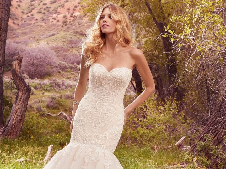 Tmx 1490991233328 Keely Duncan, Texas wedding dress