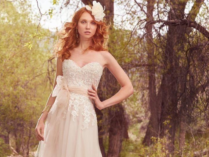 Tmx 1490991265498 Harmony Duncan, Texas wedding dress