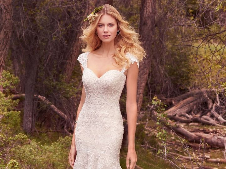 Tmx 1490991309936 Larissa Duncan, Texas wedding dress