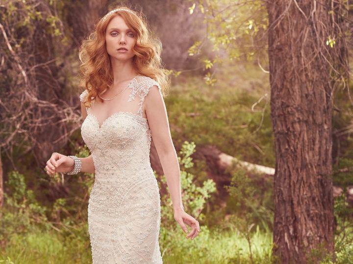 Tmx 1490991420963 Petra Duncan, Texas wedding dress