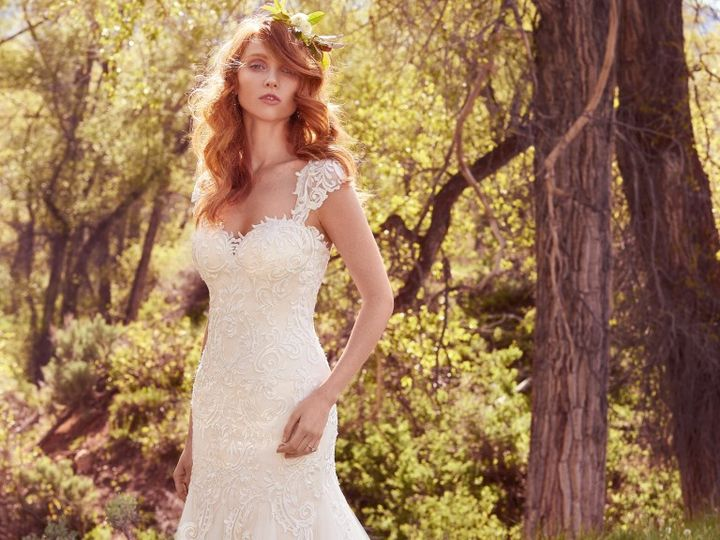 Tmx 1490991483330 Perla Duncan, Texas wedding dress