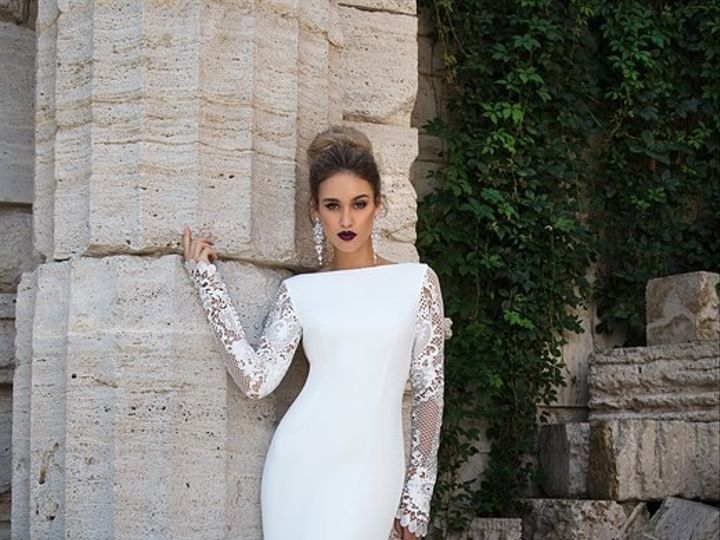 Tmx 1490991960404 Rosie Duncan, Texas wedding dress