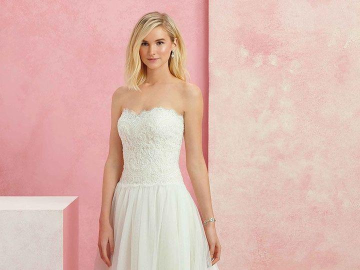 Tmx 1491068103778 Bl217 Duncan, Texas wedding dress