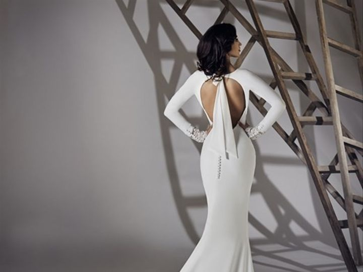 Tmx 1491491585860 Paloma Duncan, Texas wedding dress