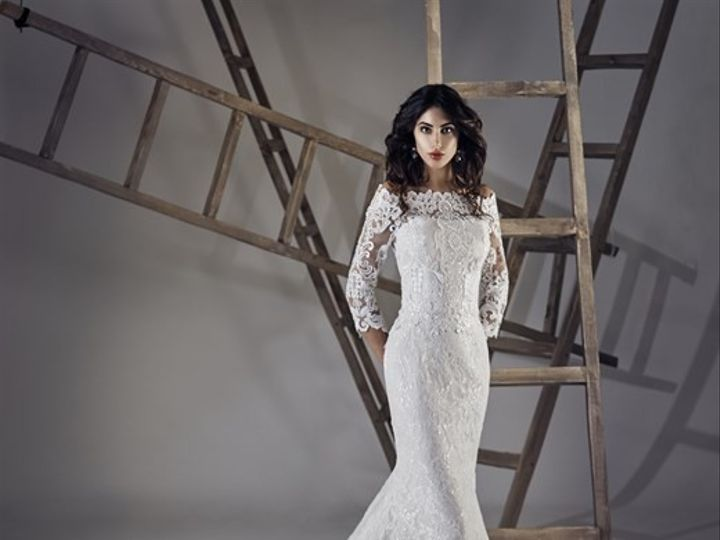 Tmx 1491491618509 Odelissa Duncan, Texas wedding dress