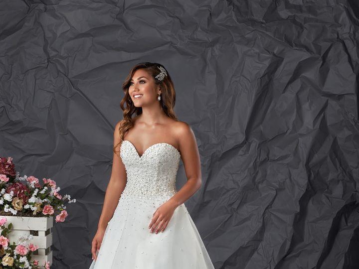 Tmx 1491492149335 6706040 Duncan, Texas wedding dress