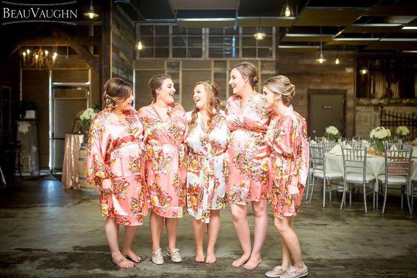 Wedding party Beau Vaughn Photography